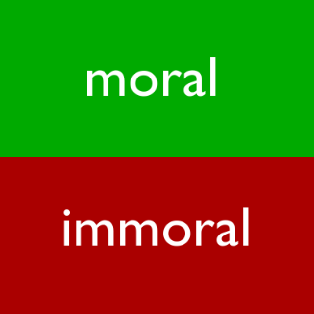 legal vs imorral Start studying class slides - moral vs non moral learn vocabulary, terms, and more with flashcards, games, and other study tools.